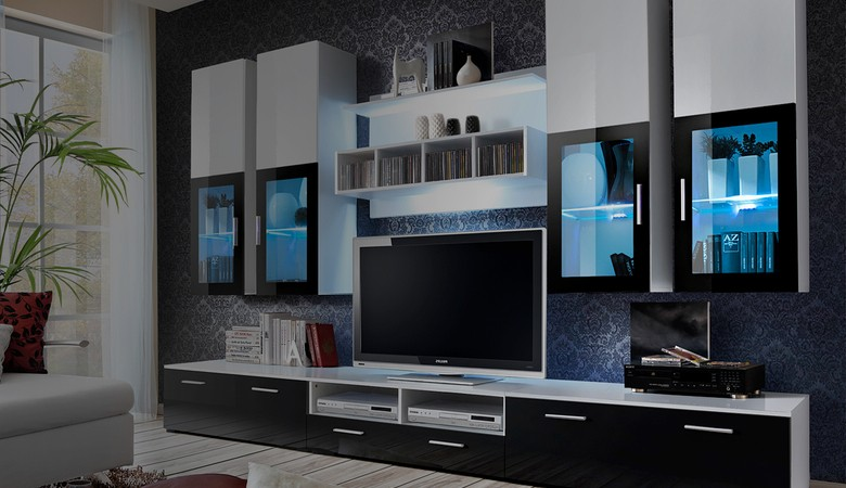Wall unit LYRA